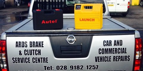 Launch and autel Car diagnostic tools | Car Diagnostics Belfast